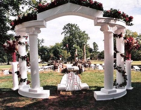 Wedding Arch Rental Seattle by Stand Colonnade Arch Set Rentals Seattle Wa Where To Rent