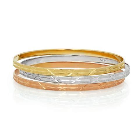 pattern of gold bangles 14k gold star pattern bracelet bangle