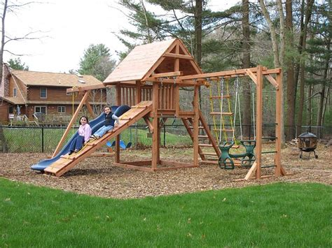 backyard swing set ideas 54 best images about just a swingin swing set ideas on