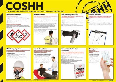 printable coshh poster coshh poster photographic seton uk