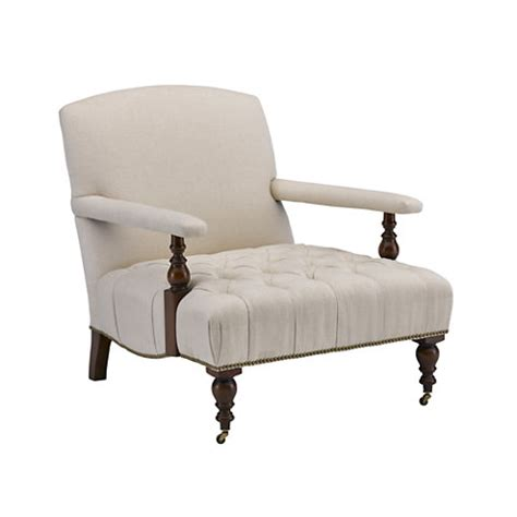 Ralph Chairs by Oliver Chair With Tufted Seat Chairs Ottomans
