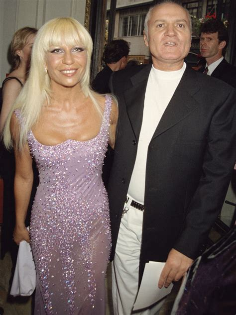 Donatella Versace Tells Clinton To Take by Donatella Versace Before And After Donatella S