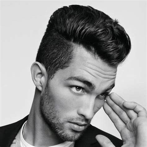 rock and roll hairstyles men 50 stately short haircuts for men men hairstyles world