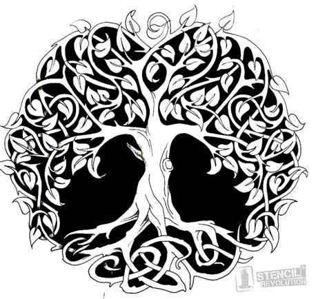 celtic tattoo quiz tree of life peaceful things mindful things pinterest