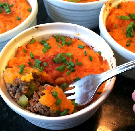 Cottage Pie With Sweet Potato by Sweet Potato And Smoked Paprika Cottage Pies