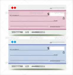 Check Templates Free by Doc 600296 Blank Cheque Template Blank Check Template