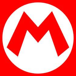 mario logo entertainment logonoid com