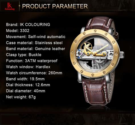 Best Winner Wrg8008 Skeleton Automatic Original Box ik colouring hollow skeleton automatic mechanical watches mens top brand luxury business