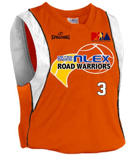 jersey design basketball 2015 pba nlex road warriors pba jersey fan made cardona 3 youth