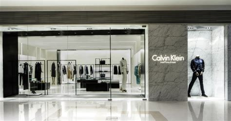 Collection Stores Calvin Klein Collection Store Opens In Elements Butterboom
