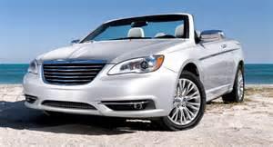 Chrysler 200 convertible 2015