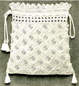 Purse Freebie Im A Herman Bag by 1914 Knitted Bag Pattern Fan Freebie Friday Vintage