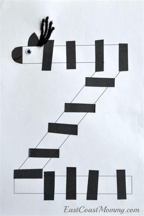 east coast alphabet crafts letter z