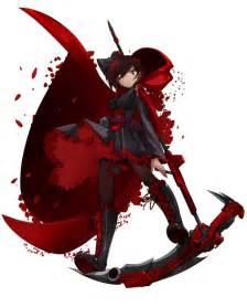 rwby red by bleedman on deviantart