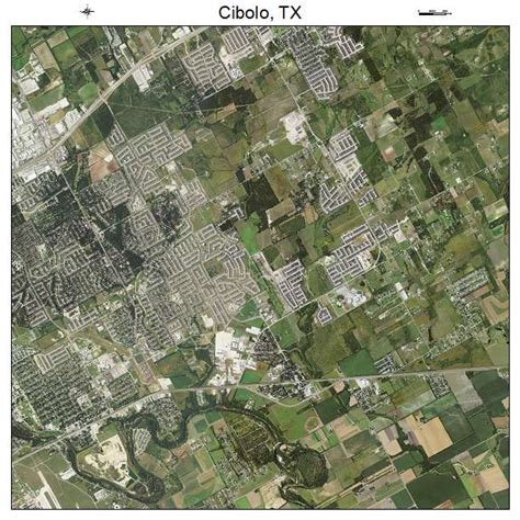 cibolo texas map aerial photography map of cibolo tx texas