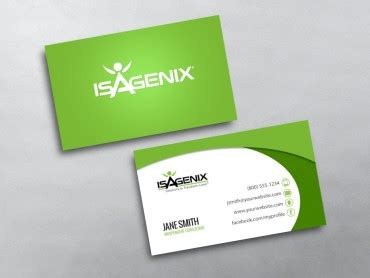 vemma business card template isagenix business cards free shipping