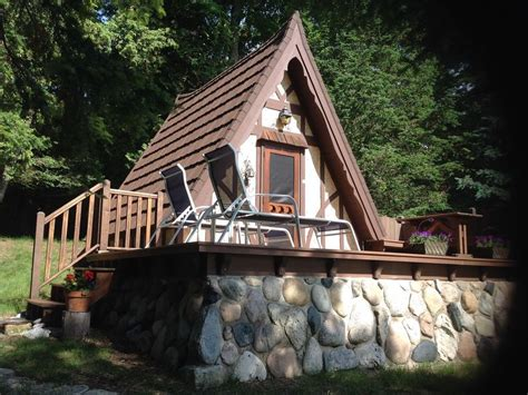 tiny house rental michigan 25 adorable tiny houses to rent in michigan mlive com
