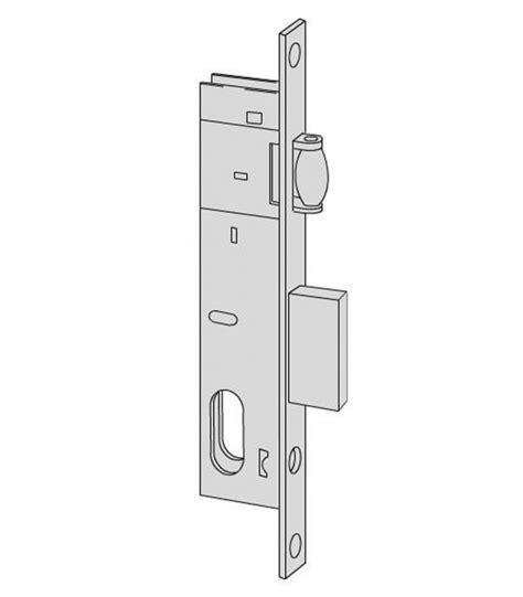 serrature per porte in alluminio serratura in alluminio da infilare cisa 44236 mancini