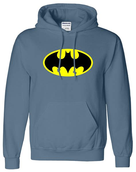 Hoodie Batman Abu 2 new boy kid classic batman hoodie hooded sweatshirt sweat hoody jumper top ebay