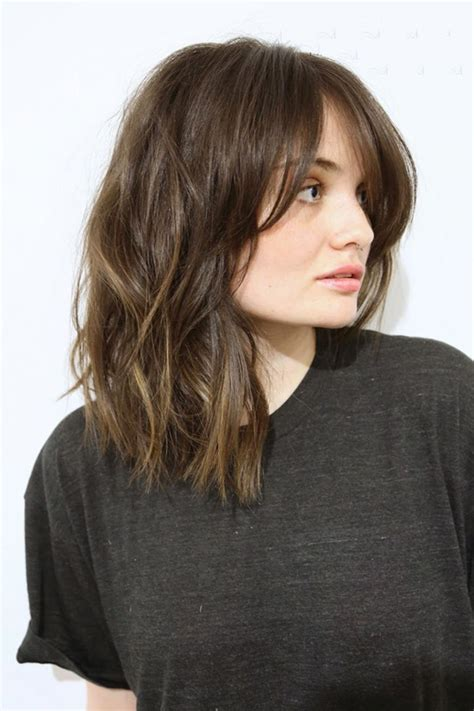 The most exquisite long length bob hairstyles 2017 2018