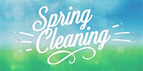 spring cleanup top 10 tips for spring cleaning quad services cleaning