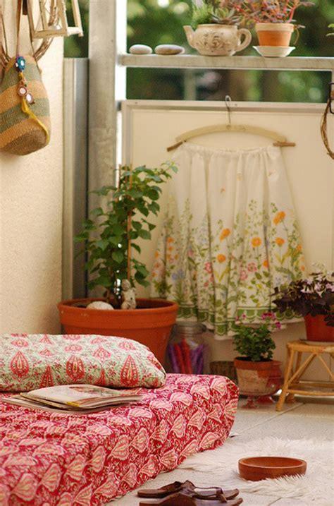 beautifully boho chic balcony ideas homemydesign
