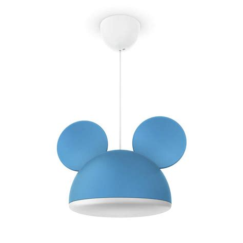 mickey mouse lighting for children philips disney mickey mouse children s ceiling pendant