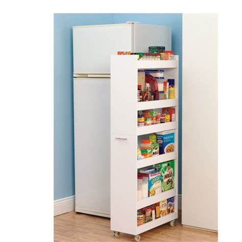 Rolling Kitchen Pantry Cabinet Rolling Kitchen Pantry