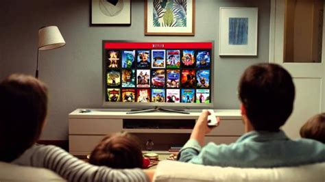 imagenes de la familia viendo tv cinco secretos para disfrutar de netflix al m 225 ximo