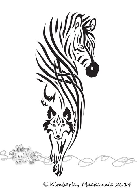 zebra tattoo by darkrabbitdesigns on deviantart