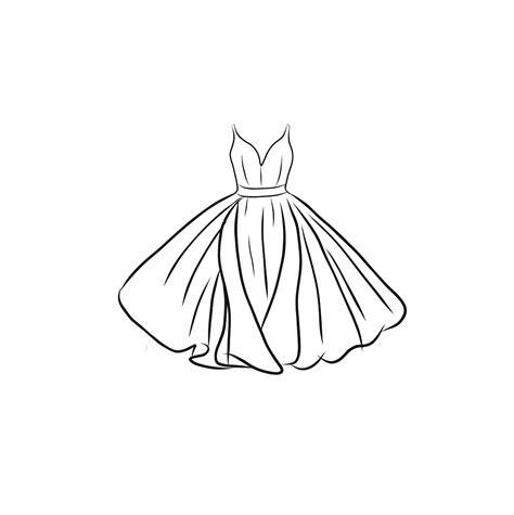 tumblr picsart freetoedit vestido dress vector png stic