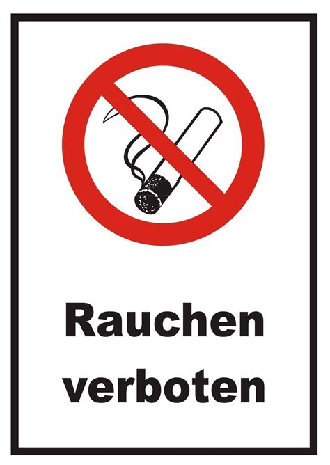 Aufkleber Rauchen Verboten Kostenlos by Rauchen Verboten Ein Schild Sagt Mehr Als Tausend Worte