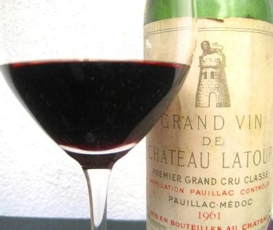 the wine cellar insider bordeaux wine guide wine blog 1961 bordeaux wine vintage report and buying guide