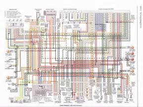 elektrisch schema suzuki gsxr 600 k1 techniek vragen en