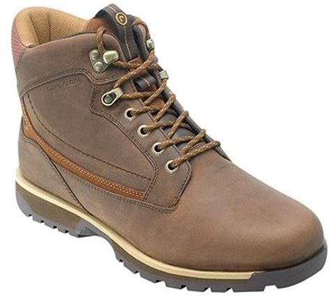 rockport frigid mens trail boots brown in brown for lyst