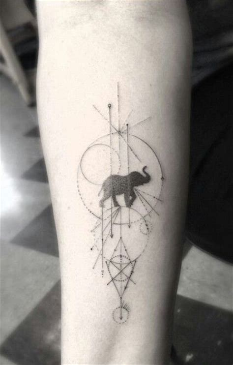 elephant tattoo with dream catcher compass ps and i love on pinterest