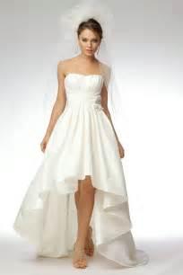 Short white wedding dresses 2015 2016 fashion trends