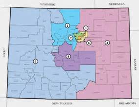 colorado state cus map colorado congressional district information cde