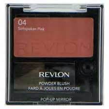 Revlon Soft Spoken Pink revlon matte powder blush softspoken pink 040