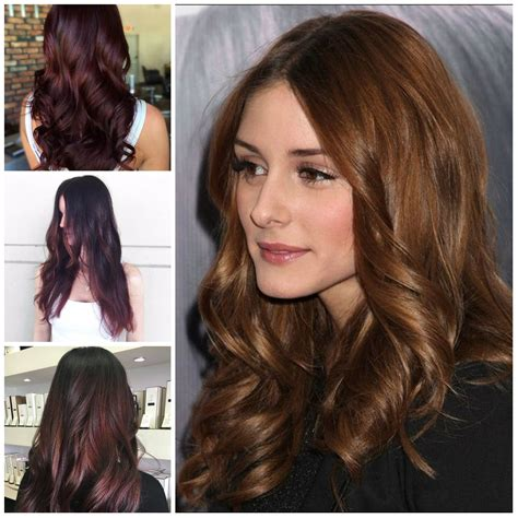 reddish brown hair color hair colors hairstyles 2018 new haircuts and hair colors