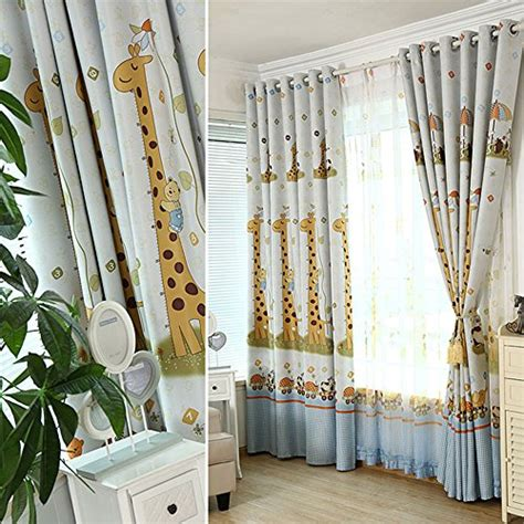 Best Place To Shop For Curtains Ffmode Animals Blackout Curtains Drapes