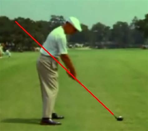hogans swing what is the golf swing plane consistentgolf com