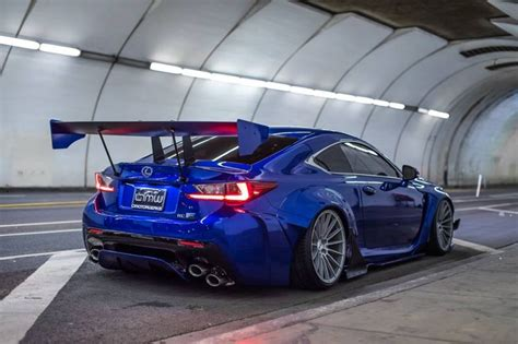 lexus rcf widebody rocket bunny widebody kit lexus rc f zito wheels tuning 10