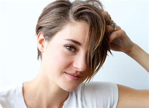 is la hair returning in 2016 10 maneiras de usar o corte pixie com shailene woodley