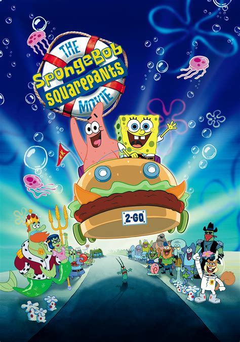 the spongebob squarepants movie 2004 imdb waiching s movie thoughts more weekend tv movie review