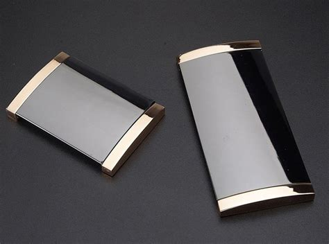 modern gold handles cabinet door drawer pull shoe