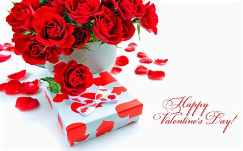 happy valentines day gifts happy valentines day gifts and flowers 2016 image hd