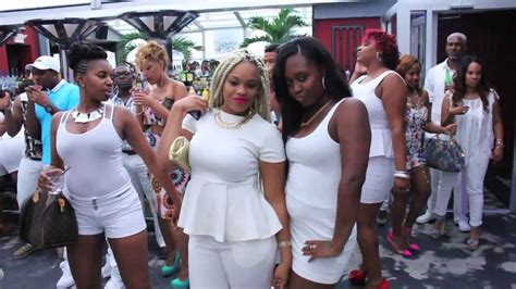 singles boat ride nyc all white rooftop party fashion show youtube