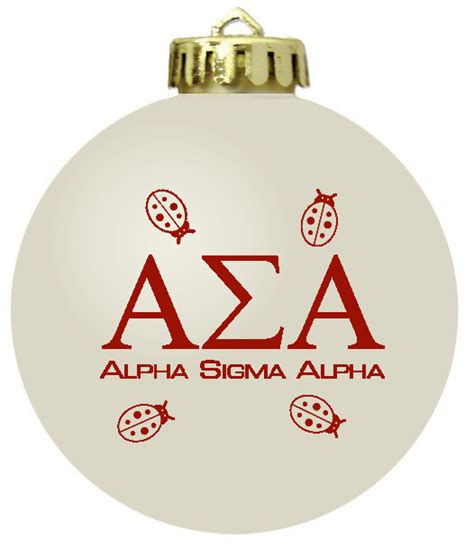 sorority christmas ornaments fraternity christmas ornaments