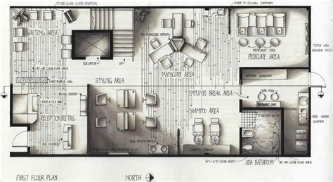 day spa floor plans spa designs and layouts salon floor planshair designhair